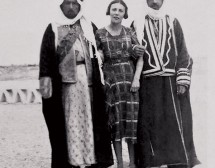 Мата Хари на пустинята