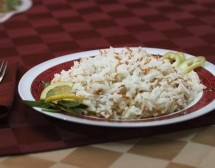 Ливанска кухня. Бял ориз с фиде