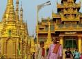 Янгон – златна нищета