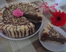 Торта с шоколадов крем и лешници. От Виолета Матева