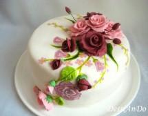 Шоколадова торта. От Десислава Дончева
