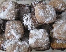Овесени бисквити с мармалад. От Стела Николова