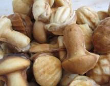 Орехчета с млечно-маслен крем