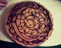 Шоколадова торта Трюфел. От Вили Вичева