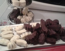Шоколадови бонбони. От Сиси Николова