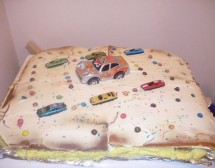 Торта за рожден ден. От Теменужка Василева