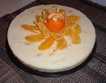 Конкурс. Портокалова торта. От Мариета Рачева