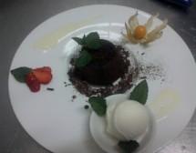 Шоколадово суфле. От Сиси Николова