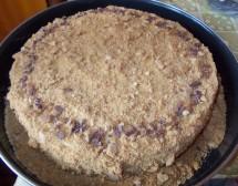 Медена торта. От Мариета Илиева