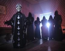 Шведската хеви метъл банда ghost ще подгрява iron maiden