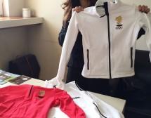 Александра Жекова подарява екип от олимпиадата на Sеcond Chance Shop