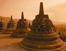 Рожденият ден на Буда в Борободур