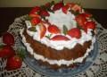Кекс с ягоди. От Виолета Матева