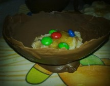 Шоколадови купички. От Любомира Кавлакова