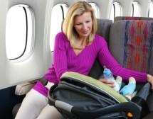 Бебе в самолета – 10 полезни съвета