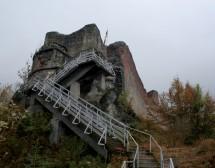 История за язовир, манастир и крепост