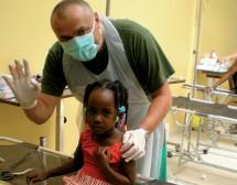 Д-р Александър Парашкевов между Афганистан, Ирак и Хаити