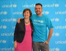 Графа е новият посланик на добра воля на УНИЦЕФ в България