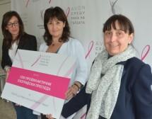 """6900 безплатни прегледа дарява кампанията срещу рака на гърдата на Avon """"От любов към живота"""""""