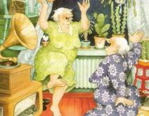 Веселите баби на Инге Лоок