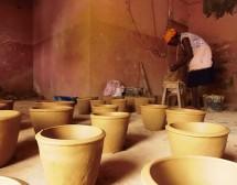 Кабо Верде. Къщата на керамиката – стара женска традиция