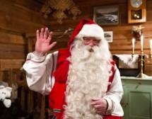 Пристига истинският дядо Коледа от Лапландия