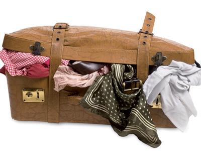 Куфар и риза