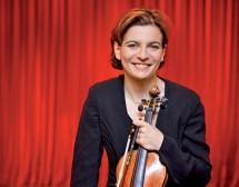 Албена Данаилова – първата цигулка на Виенската филхармония