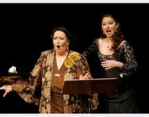 Оперната легенда Монсерат Кабайе и дъщеря й Монсерат Марти с концерт у нас