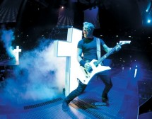 Metallica Through the Never на 3D